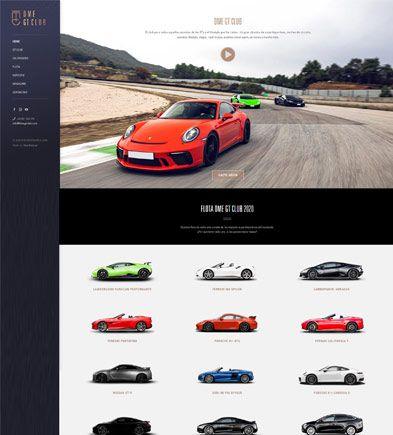 pagina web dmegtclub