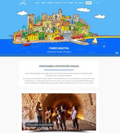 pagina web itineredidactica