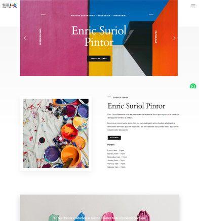 pagina web enricsuriol