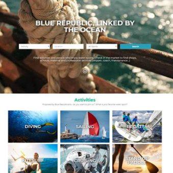pagina web bluerepuclic