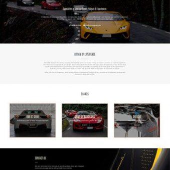 pagina web drivemegroup